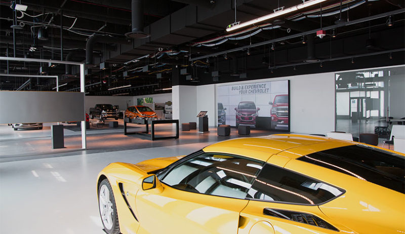 Reinventing the Dealership